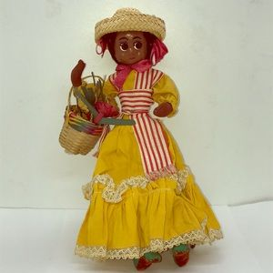 Vintage Doll from Jamaica